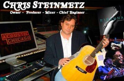 chris steinmetz | stonecutter recording studios